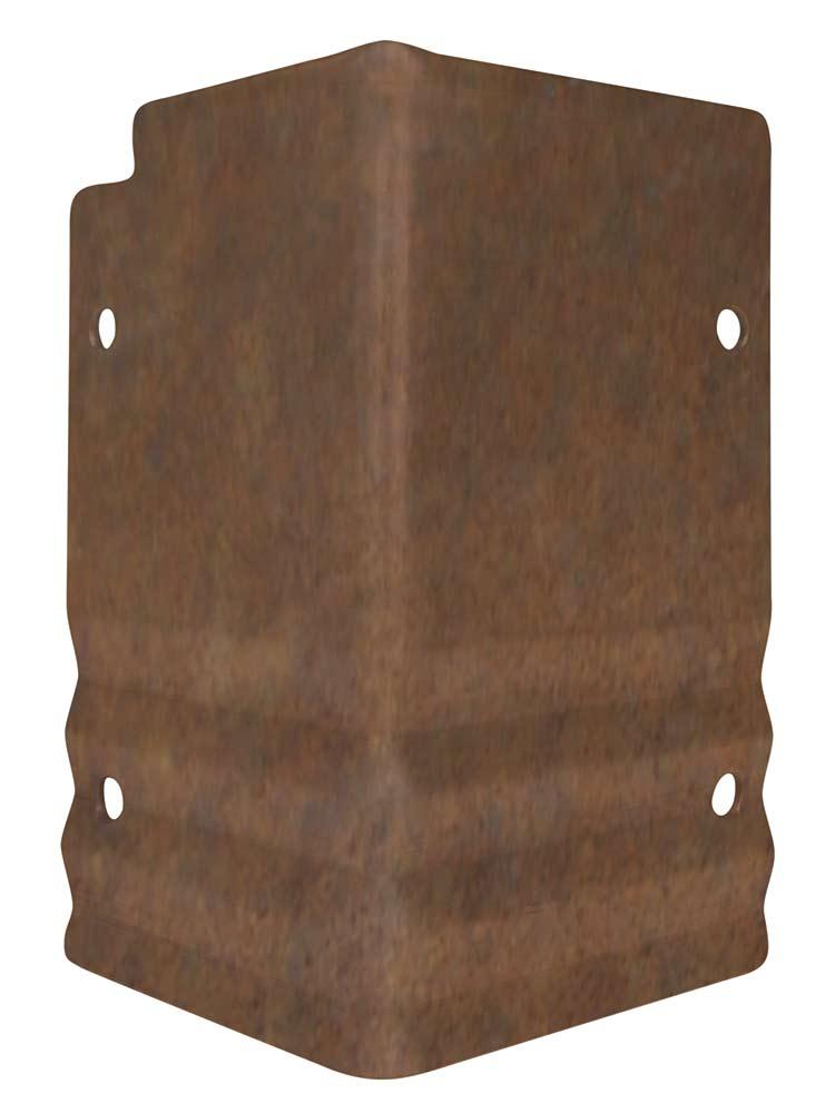 gartenprofil pro cortenstahl edelrost wegeinfassung rasenkante beetbegrenzung von terra s. Black Bedroom Furniture Sets. Home Design Ideas